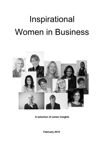 Inspirational Women in Business